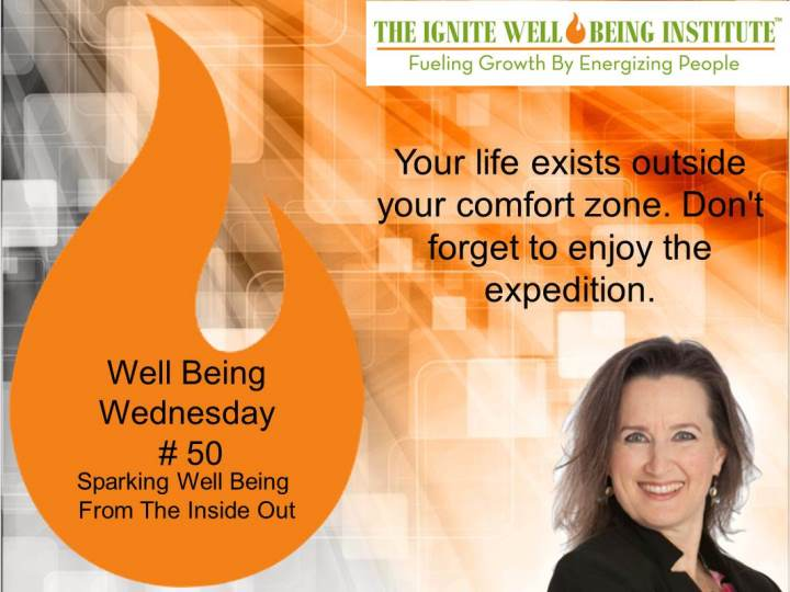 Well Being Wednesday Number 50